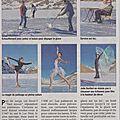 On en parle dans la presse : ils ont patiné sur le lac noir (suite et fin ?)