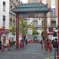 Londres, entre covent garden et chinatown