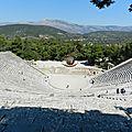 Théâtre d'Epidaure