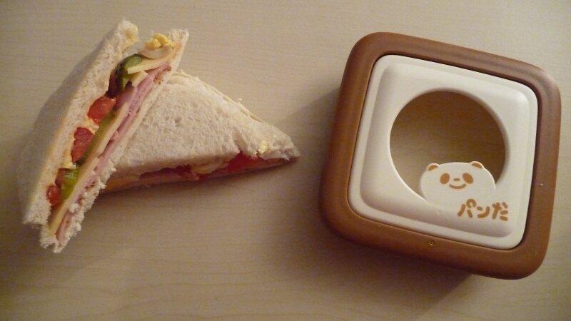 sandwich panda