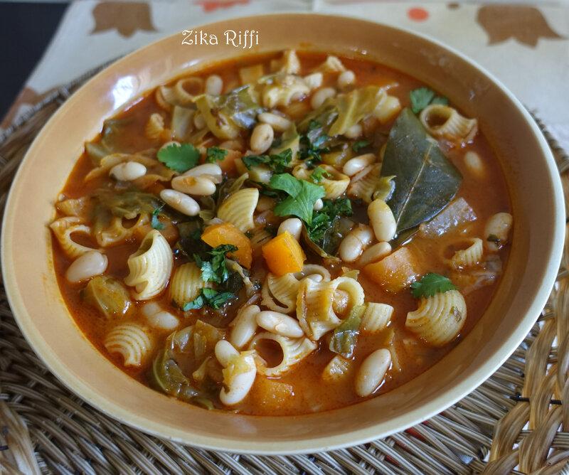 soupe de haricots blancs1