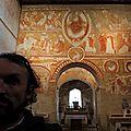 Jénorme dans l'église Saint-Martin, Vic