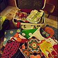 sacs à tarte marché de noël 2011