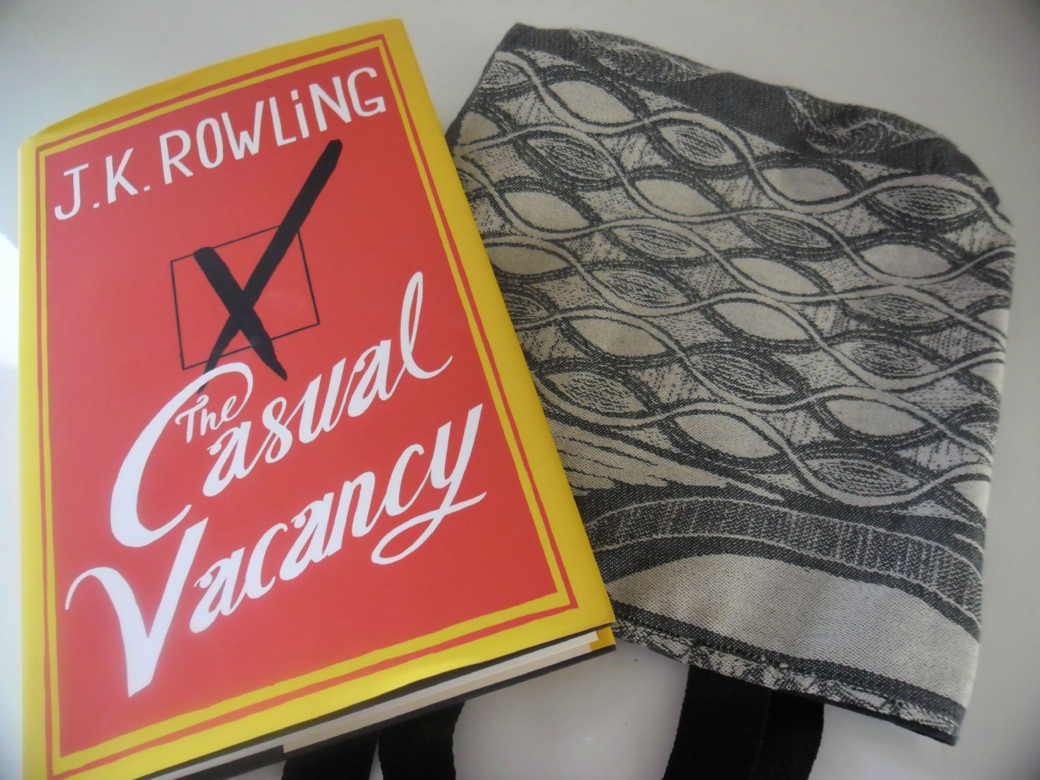 Casual Vacancy -JK Rowling