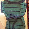 Modern Pixie Sweater de elena nodel