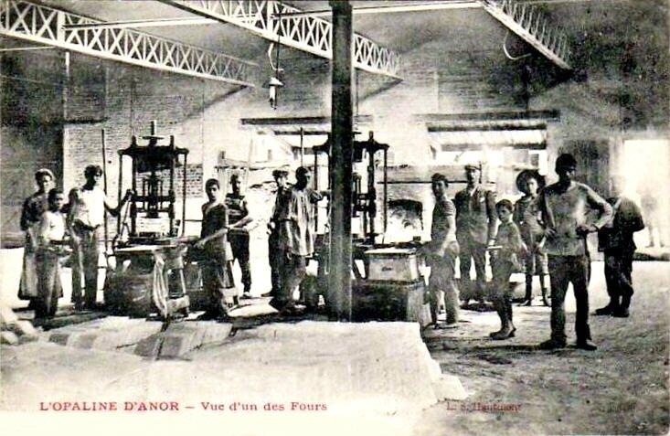 ANOR-Fabrique d'Opaline