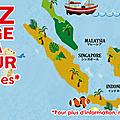 Gagner un voyage culinaire a singapour pour 2 personnes ...
