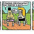 Strip 492 / les anonymes