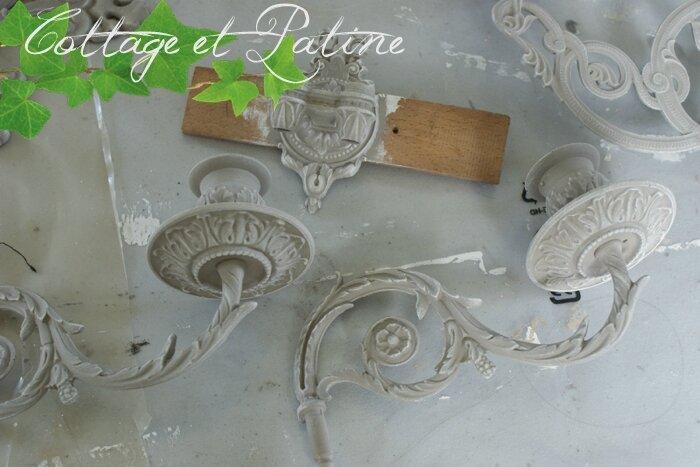 Formation professionnelle Cottage et Patine à l'atelier (67)