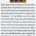 Chronique trad mag