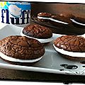 Whoopies au fluff, ou chamallow