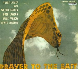 Yusef_Lateef___1957___Prayer_To_The_East__Savoy_