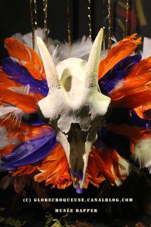photo expo dapper masque carnaval-bresil