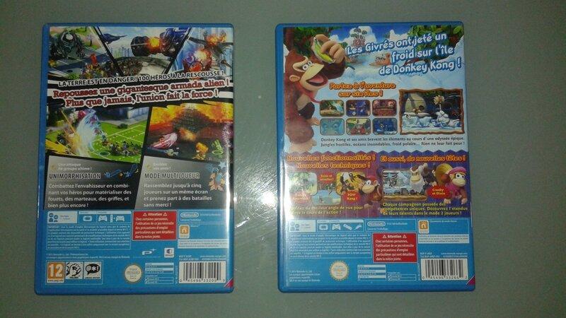 Jeux Wii U (2)