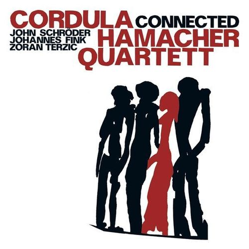 Cordula Hammacher Quartett - 2010 - Connected (Jazzwerktatt)