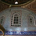 la visite continue(2)palais de TOPKAPI-ISTANBUL(65)eme article