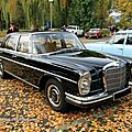 Mercedes 300 SEL (Retrorencard novembre 2011) 01