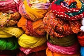 Turban multicolores