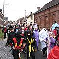 93 Carnaval des élèves Catillonnais vendredi 24 février 2012