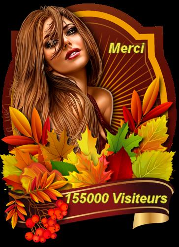 155000 Visiteurs