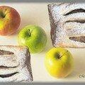 Jalousies aux pommes du blog paprikas