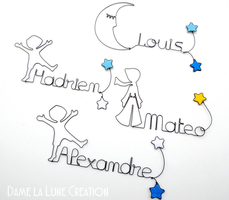 prenoms fildefer _dame la lune creation -