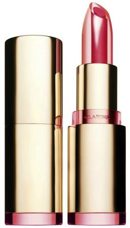 clarins lisse minute baume cristal rose