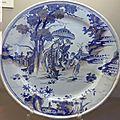 Chinoiserie de nevers, xviiie siècle. bordeaux, musée des arts décoratifs chinoiserie de nevers, xviiie siècle. bordeaux, musé