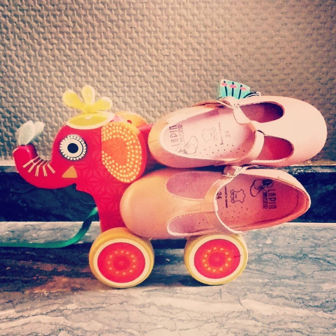 Nouvelle marque de Chaussures Enfants : LAPIN CHAUSSEUR arrive sur la toile!