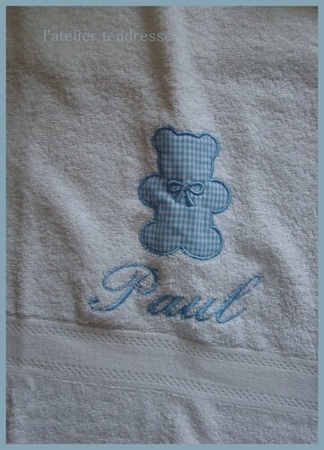 Serviette_Paul