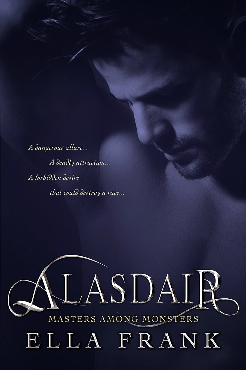 Pre-order Links - Alasdair by Ella Frank