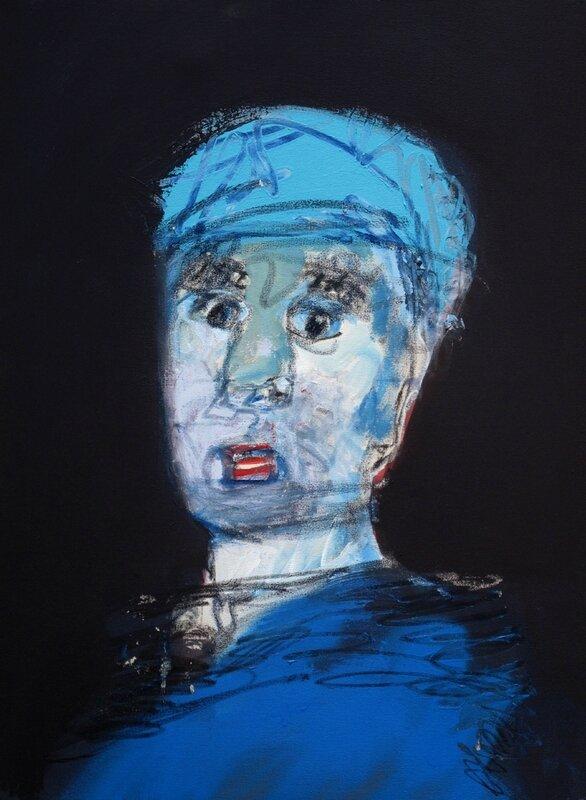 Dominique Peau de Fer (73x54cm)