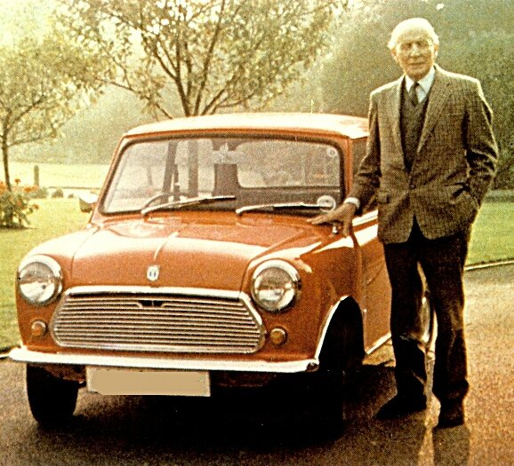 1959-creation de la Mini