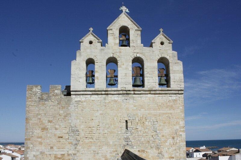 le mur clocher
