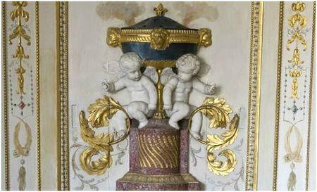 Le mobilier du boudoir turc de l imp ratrice jos phine au coeur de paris regard d 39 antiquaire - Garde meuble fontainebleau ...