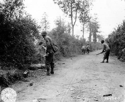 La bataille des Haies. 13 juin/24 juillet 1944. 72104229