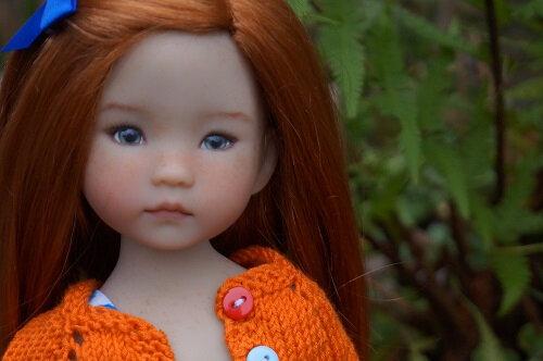 L'automne de mes Little Darling , Annie de Dianna Effner