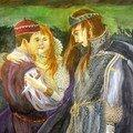 les filles de la reine de Saba...