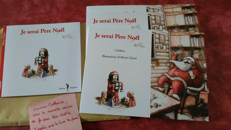 """Le """"Je serai Père Noël(le)"""" nouveau est arrivé !"""