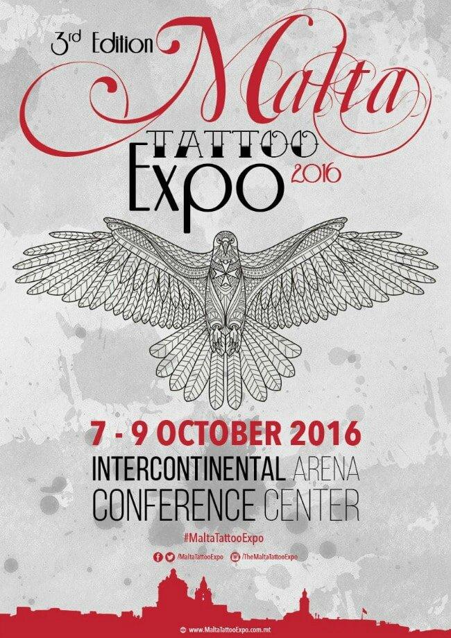 Expo Malte Tattoo 07 - 09 Octobre 2016
