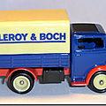 Altaya Corgi 29 A Fordson Villeroy Boch 03