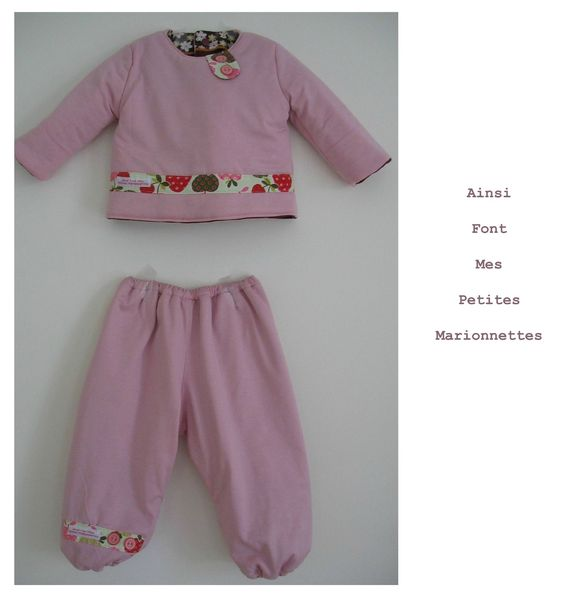 ensemble jersey rose