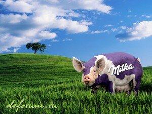 Milka_Cochon