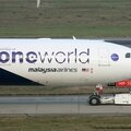 Malaysia Airline One World