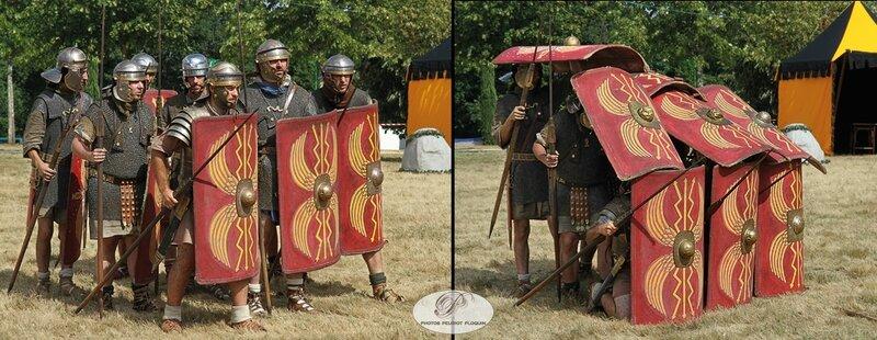 EAUZE_FESTIVAL_GALOP_ROMAIN_2015_soldats_romains