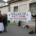 2009/11/18,19 & 20 : Soutien aux 58 faucheurs à VERSAILLES