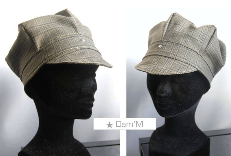Casquette - Trench - 1