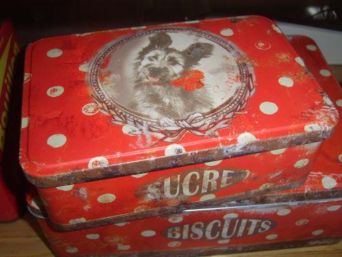 boite sucre orval3 euros