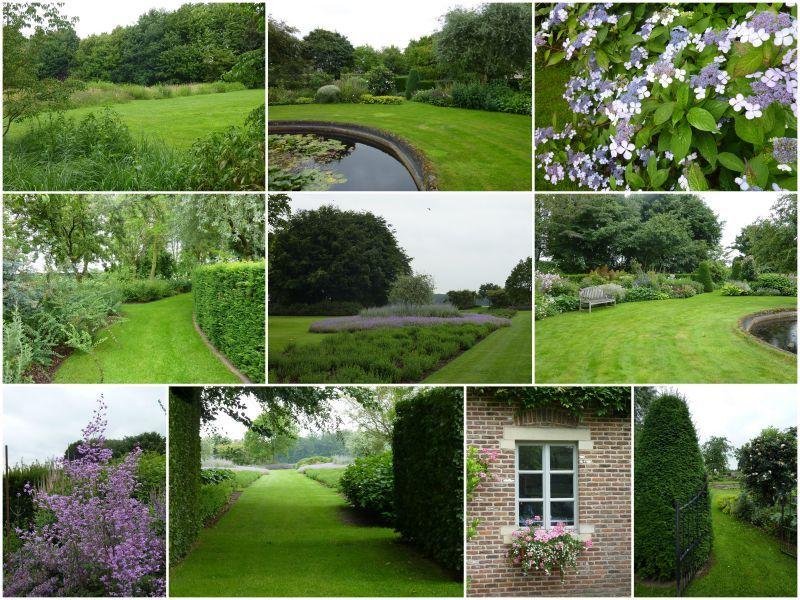 Jardin de belgique le jardin par passion for Architecte de jardin belgique