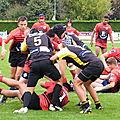 14-15, cadets x St-Médard-en-Jalles